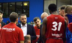 'Betsafe'/'Liepāja' basketbolisti BBL smagi kapitulē Ziediņa pārstāvētajai Raplas komandai
