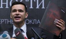 Specdienestiem jau ir plāns Kadirova arestēšanai, domā opozicionārs Jašins