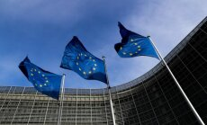 ES aicina izrādīt 'savaldību' pēc Izraēlas uzbrukumiem Sīrijā