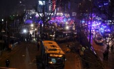 Foto: Sprādzienā Turcijas galvaspilsētā gājuši bojā vismaz 32 cilvēku; 100 ievainoti