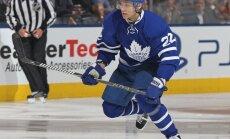 Nikita Zaitsev Toronto Maple Leafs