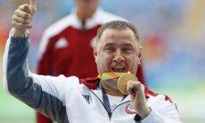 Apinis Rio kļūst par četrkārtējo paralimpisko čempionu