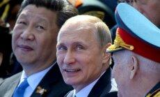 Jaunajā ASV militārajā stratēģijā Krievija un Ķīna raksturotas kā agresīvas valstis