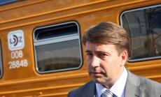 Augulis par 'Rail Baltica': ja nebūtu Eiropas finansējuma, būtu jādomā par lietderību