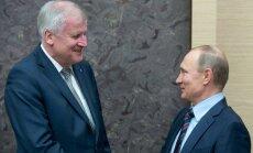 Премьер Баварии выступил за отмену санкций против России