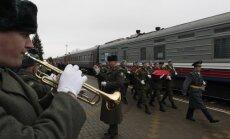 'Krievijas dzelzceļš' brīdina Kremli par astoņu miljardu ASV dolāru deficītu