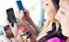 Katrs otrais pusaudzis telefonā ir saņēmis vienaudža kailfoto, liecina aptauja