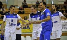 'Biolars/Jelgava' volejbolisti pirmo reizi vēsturē dodas cīņā par Baltijas līgas zeltu