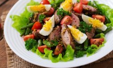Siltie vistu akniņu salāti brīvdienu brokastīm: 10 varen gardas receptes