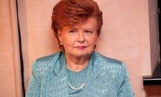 Vīķe-Freiberga uz ANO ģenerālsekretāra amatu nekandidēs Krievijas attieksmes dēļ