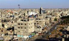 Gazas joslas iedzīvotāju skaits sasniedz divus miljonus