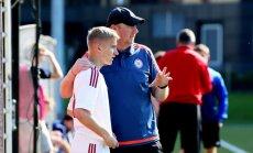 Stepanovs paziņo Latvijas U-17 futbola izlases kandidātus Baltijas kausam