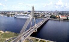 На Деглавском и Вантовом мостах в Риге проложат велодорожки