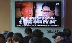 Ziemeļkoreja paziņo, ka joprojām ir gatava sarunām ar ASV