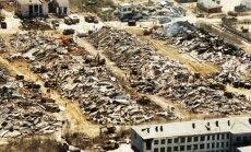 Atskats vēsturē: 1995. gadā zemestrīce nolīdzināja Krievijas pilsētu
