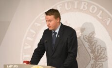 Kļaviņš: LFF biedriem bija būtiski, lai prezidents ir slavenība