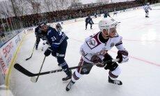 В Риге впервые состоялся матч КХЛ под открытым небом: пришло 10 500 зрителей