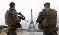 В МВД Франции призывают патриотов записаться в резервисты