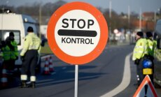 Dānija pagarina kontroli uz robežas ar Vāciju