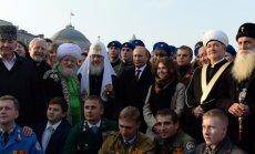 Путин рассказал про объединяющую народ боль и запретил свастику