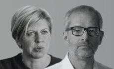 Delfi TV с Янисом Домбурсом: на вопросы ответит глава Минздрава Анда Чакша