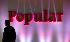 Nedienas piemeklē Spānijas 'Banco Popular'; plāno likvidēt tūkstošiem darbavietu