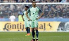За прилетающего в Ригу Роналду четыре клуба готовы выложить по 180 млн