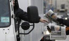 Informatīvais karš: Krievija mēģina uzpirkt Lietuvas reģionālo laikrakstu