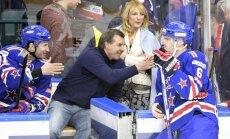 Znaroks atzīts par KHL aizvadītās sezonas labāko treneri