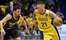 'Ventspils' pārsteidz un vēlreiz uzvar FIBA Čempionu līgas uzvarētāju 'Iberostar'