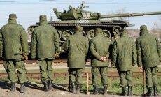 Ukrainas valdība ziņo par Luhanskā iebraukušiem tankiem no Krievijas