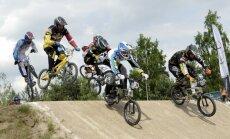BMX riteņbraucējam Vekšam sestā vieta Eiropas čempionāta individuālajā braucienā