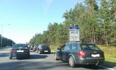 Найти парковочное место в Юрмале можно будет при помощи приложения для смартфонов