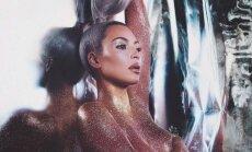 ФОТО: Голая и в золоте. Ким Кардашьян снялась в провокационной рекламе