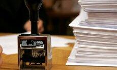 13. Saeimas vēlēšanu gaidās: sākas kandidātu sarakstu iesniegšana