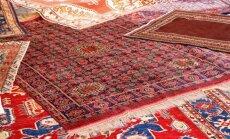 Vēsturiskais mantojums un nemainīgā klasika – persiešu paklāji