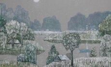 Nosaukti Jāzepa Pīgožņa balvas Latvijas ainavu glezniecībā nominanti