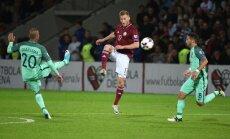 Latvijas futbolista Vardanjana veselības stāvoklis ir stabils; tuvākajā laikā varētu atstāt slimnīcu