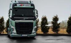 Kravu pārvadātāja 'Kreiss' apgrozījums pērn pārsniedzis 173 miljonus eiro