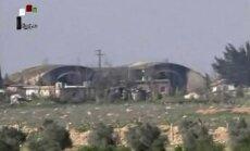 ASV raķešu trieciens Sīrijā; iznīcinātas lidmašīnas un infrastruktūra. Teksta tiešraides arhīvs