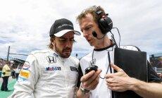 Alonso un Batons Meksikas 'Grand Prix' saņems kārtējo starta vietu sodu