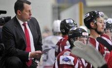 'Rīga' hokejisti cieš neveiksmi arī Pasaules kausa otrajā mačā