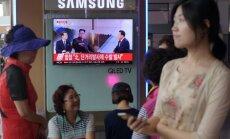 Militārs konflikts Ziemeļkorejā smagi ietekmētu Eiropas ekonomiku, brīdina EP deputāte