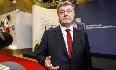 """Порошенко обвинил Россию в желании """"оккупировать Азовское море"""""""