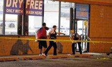 Čikāgas veļas mazgātavā notikusi apšaude