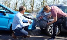 Ar neapdrošinātu auto avārijas visbiežāk izraisa gados jauni autovadītāji