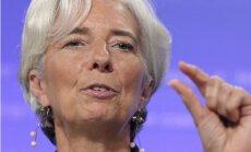 Глава МВФ предрекает дальнейшее сжимание российской экономики