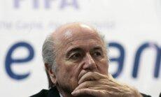 FIFA atsakās uzņemt Gibraltāru savā saimē