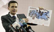 'Kriminālā Krievija': ziņojumā atklāj valdošās partijas saites ar noziedzību