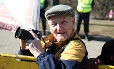 Ušakovs pateicas rīdziniekiem, kuri neapmeklēja 16.marta pasākumus